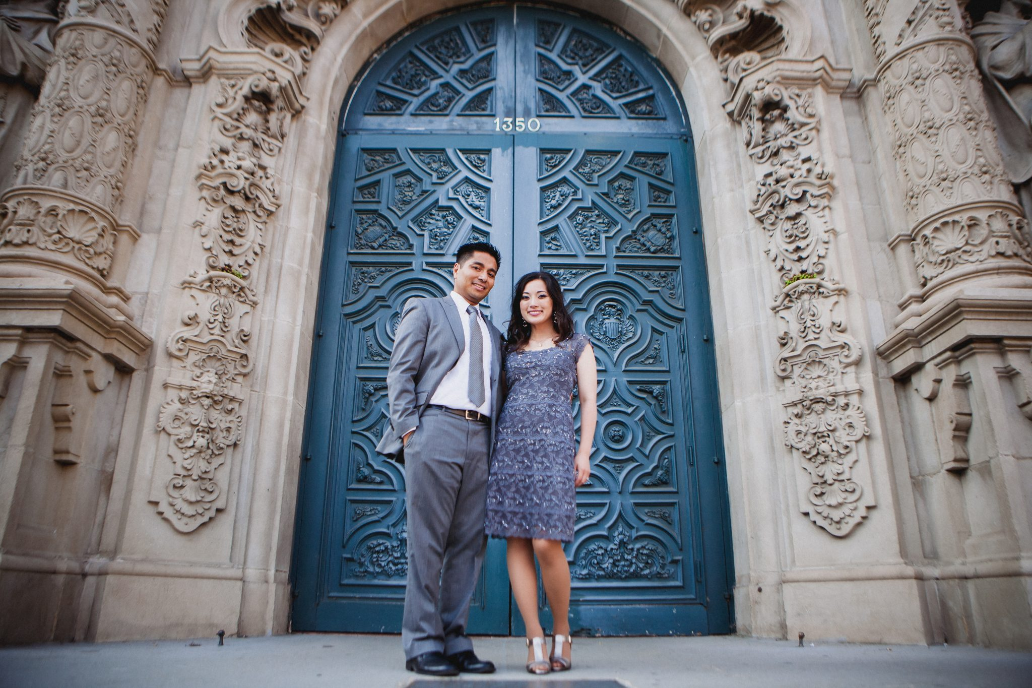 Formal outfit ideas for engagement pictures