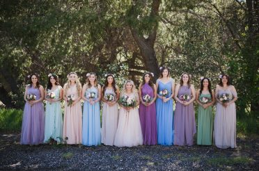 Mismatched Bridesmaid Dresses: 13 Secrets for Pulling This Trend Off